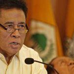 Mantan Menteri Kehakiman Muladi Meninggal Dunia