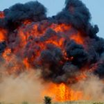Bom Meledak di Aljazair, Lima Orang Tewas