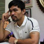 Manny Pacquiao Deklarasi Calon Presiden Filipina 2022
