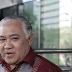 Kenang Kebaikan Soeharto, Din Sebut Rezim Jokowi Ingin Pisahkan Pancasila dari Agama