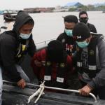 Densus 88 Amankan 3 Terduga Teroris Jaringan JID di Polda Kalbar